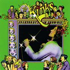 THE KINKS Everybody's In Show-Biz (Everybody's A Star) album cover