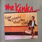 THE KINKS Give The People What They Want album cover