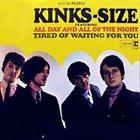 THE KINKS Kinks-Size album cover