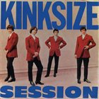 THE KINKS Kinksize Session album cover
