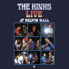 THE KINKS Live At Kelvin Hall album cover