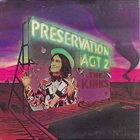 THE KINKS Preservation Act 2 album cover