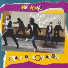 THE KINKS State Of Confusion album cover