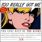 THE KINKS You Really Got Me: The Very Best Of The Kinks album cover