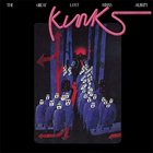 THE KINKS The Great Lost Kinks Album album cover
