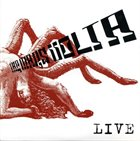 THE MARS VOLTA Live album cover