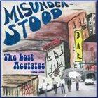 THE MISUNDERSTOOD The Lost Acetates 1965 - 1966 album cover