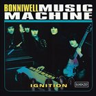 THE MUSIC MACHINE Ignition album cover