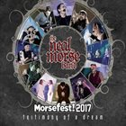 THE NEAL MORSE BAND Morsefest! 2017: Testimony Of A Dream album cover