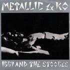 THE STOOGES Metallic2xKO album cover