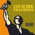 THE SUICIDE MACHINES Battle Hymns album cover