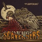 THE UNDERTAKING! Scavengers album cover