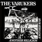 THE VARUKERS Another Religion Another War album cover