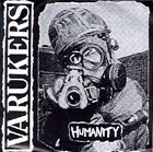 THE VARUKERS Humanity album cover