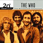 THE WHO The Best Of The Who album cover