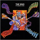 THE WHO A Quick One album cover