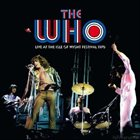 THE WHO Live At The Isle Of Wight Festival 1970 album cover