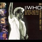 THE WHO Live From Toronto album cover