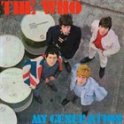 THE WHO My Generation album cover