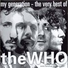 THE WHO My Generation: The Very Best Of The Who album cover