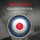 THE WHO Quadrophenia: Live In London album cover