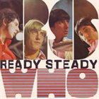 THE WHO Ready Steady Who album cover