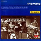 THE WHO The Singles album cover