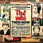 THE WHO Then And Now album cover