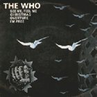 THE WHO Tommy album cover