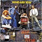 THE WHO Who Are You album cover