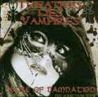 THEATRES DES VAMPIRES Desire of Damnation album cover