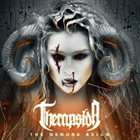 THERAPSIDA The Demons Reign album cover