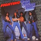 THIN LIZZY Fighting album cover