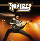 THIN LIZZY Hero & The Madman album cover