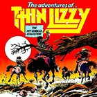 THIN LIZZY The Adventures Of Thin Lizzy album cover