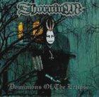 THORNIUM Dominions of the Eclipse album cover