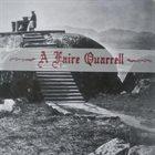 THOU A Faire Quarrell album cover