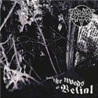 THOU SHALT SUFFER Into The Woods Of Belial album cover