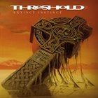THRESHOLD Extinct Instinct album cover