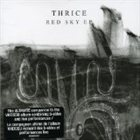 THRICE Red Sky EP album cover