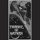THRONE OF SATURN Demos album cover