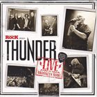THUNDER Live At The Brooklyn Bowl London album cover