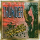 THUNDER The Magnificent Seventh album cover
