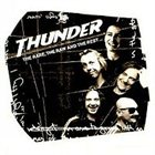 THUNDER The Rare, the Raw and the Rest... album cover