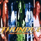 THUNDER Their Finest Hour (And a Bit) album cover