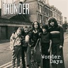 THUNDER Wonder Days album cover