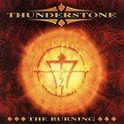THUNDERSTONE The Burning album cover