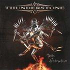 THUNDERSTONE Tools Of Destruction album cover