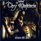 THY MAJESTIE Echoes of War album cover