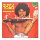 TOAD The Best Of Toad album cover